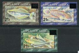 Papua N.Guinea, michel 747/49, xx