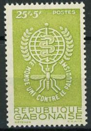 Gabon, michel 171, xx