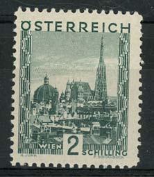 Oostenrijk, michel 511 , x
