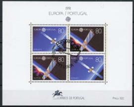 Portugal, michel blok 78, o