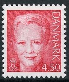 Denemarken, michel 1356, xx