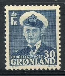 Groenland, michel 33 , xx