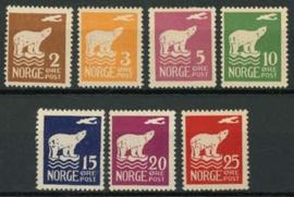 Noorwegen, michel 109/15, x