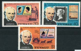 Tuvalu, michel 109/11, xx