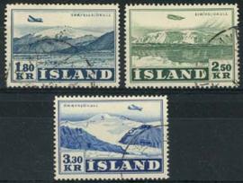 IJsland, michel 278/80, o