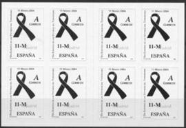 Spanje, michel MH 0-16, xx