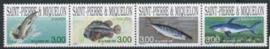 St.Pierre, michel 728/31, xx