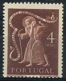 Portugal, michel 757, x