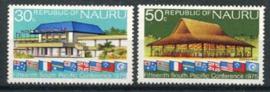 Nauru, michel 125/26, xx