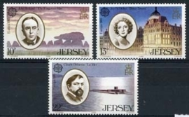 Jersey, michel 347/49, xx