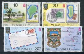 Tuvalu, michel 120/23, xx