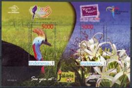 Indonesie, michel blok 236, xx