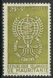 Mauretanie, michel 190, xx