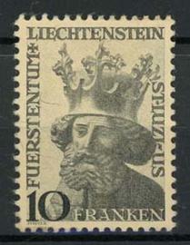 Liechtenstein, michel 247, x