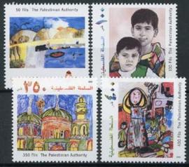 Palestina, michel 144/47, xx