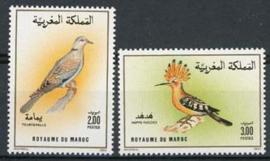 Marokko, michel 1175/76, xx