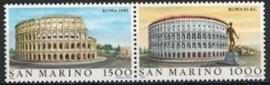 S.Marino, michel 1329/30, xx