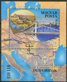 Hongarije, michel blok 176 A, xx