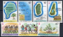 Tuvalu, michel 72/78, xx