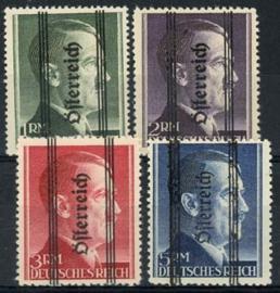 Oostenrijk, michel 693/96 , xx met keur