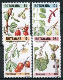 Botswana, michel 239/42, xx