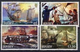 Jersey, michel 1858/61, xx