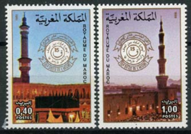 Marokko, michel 941/42, xx