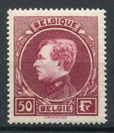 Belgie, obp 291 Parijs, xx