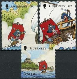 Guernsey, michel 1297/99, xx