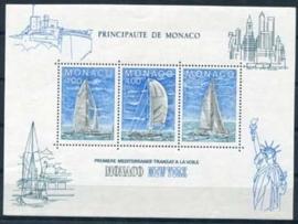 Monaco , michel blok 30 , xx