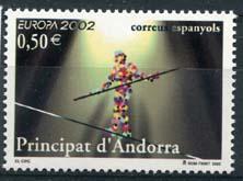 Andorra Sp., michel 290, xx