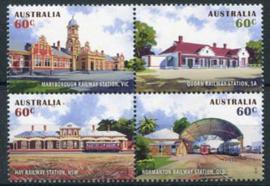 Australie, michel 4027/30, xx