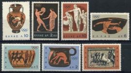 Griekenland, michel 863/69, xx