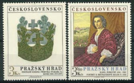 Tsjechoslowakije, michel 2505/06, xx