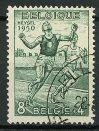 Belgie, obp 831 , o