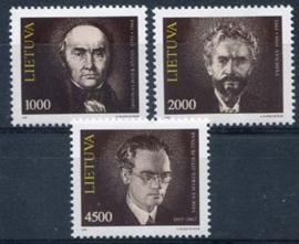 Litouen , michel 523/25 , xx
