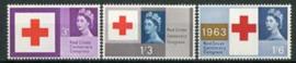 Engeland, michel 362/64x, xx