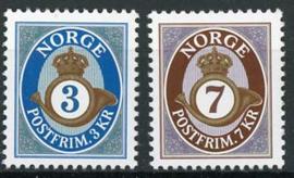Noorwegen, michel 1529/30, xx