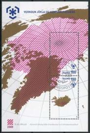 IJsland, michel blok 46, o