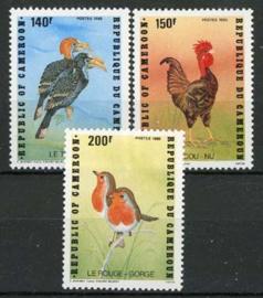 Cameroun, michel 1101/03, xx