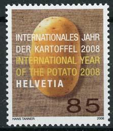 Zwitserland, michel 2043, xx