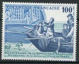 Polynesie, michel 535, xx