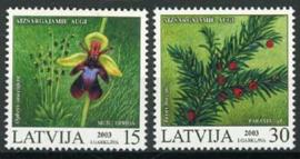 Letland, michel 587/88A , xx