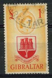 Gibraltar, michel 147, o