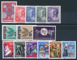 Luxemburg, jaargang 1965 , xx