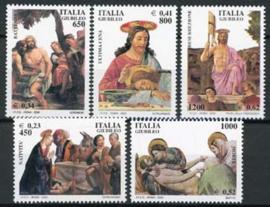 Italie, michel 2684/88, xx