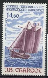 Antarctica Fr., michel 228, xx