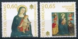 Vaticaan , michel 1659/60 , xx