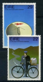 Ierland, michel 520/21, xx