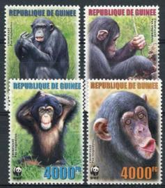 Guinee Rep., michel 4222/25, xx